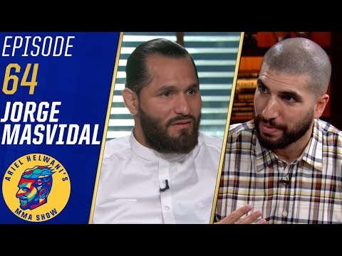 Jorge Masvidal describes journey to UFC 244, family, growing up in Miami   Ariel Helwani's MMA Show
