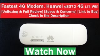 How to Unlock Huawei E8372h Wingle - PlayItHub Largest