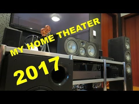 My Home Theater 2017