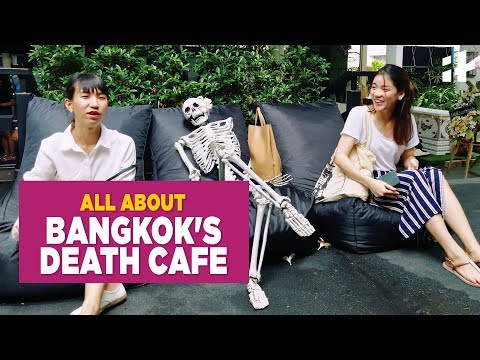 Indiatimes - Chill In A Coffin In Bangkok's Kid-Mai Death Cafe