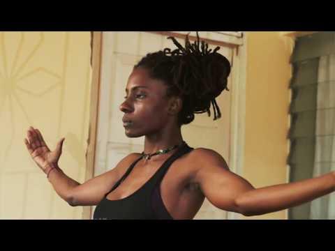Yoga on Dub TV with Jah9: The Teken Sequence (Kemetic Yoga)