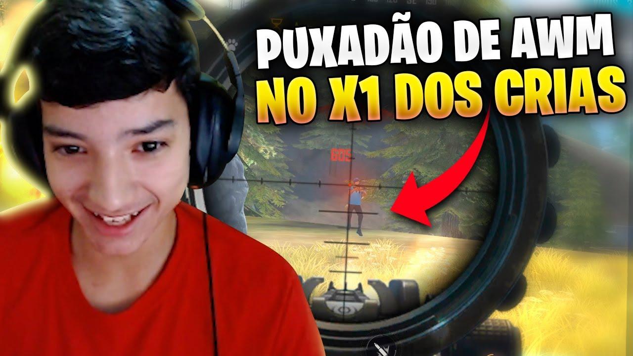 X1 DOS CRIA COM JOGADORES ALEATORIOS! PARTE 2 - STELUTO FREE FIRE
