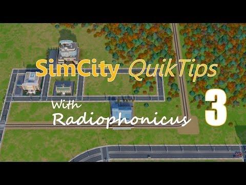 SimCity QuikTips 3 - Sewage & Water