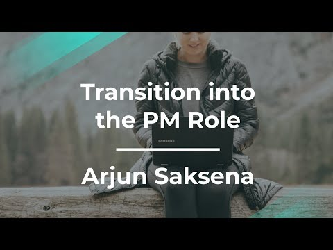 How to Transition into a Product Manager Role by Growth.ai Co-Founder