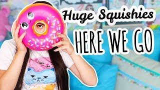 Unboxing YOUR Squishy Packages | Squishy Makeover Donations