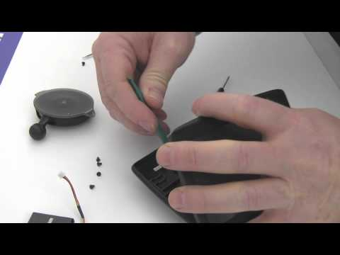 How to Replace Your TomTom Via 1535T Battery