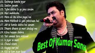 KUMAR SANU Hits Songs   Romantic Hits 90s Hindi Songs   Evergreen Hindi Hits