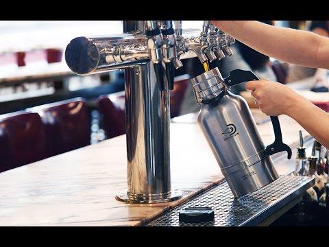 DrinkTanks - Personal Growler