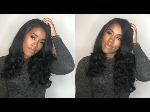 STORY TIME | My Very First Closure & My Natural Hair Journey