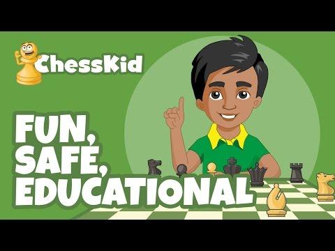ChessKid.com: Fun. Safe. Educational.