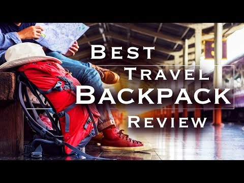 How to Choose the BEST Travel BACKPACK   Pros & Cons Minimalist Backpack Review