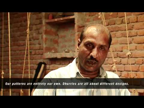 Rajdhani Dhurries: Handcrafted Flatweave Rugs from Mela Artisans
