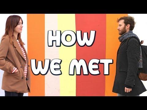 A short story in English - ¿Cómo nos conocimos?