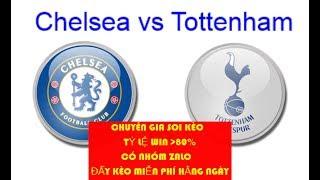Soi kèo Chelsea vs Tottenham (vòng 27 ngoại hạng anh)