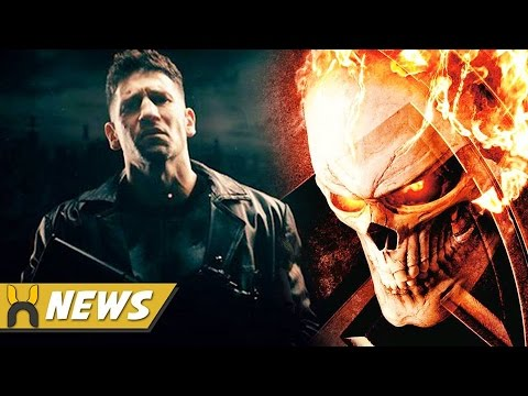 PUNISHER to Appear on Agents of SHIELD? And MORE!