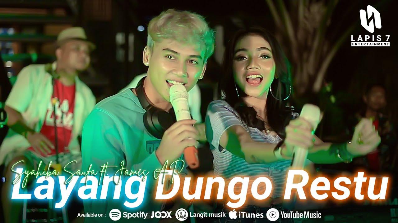 Syahiba Saufa ft. James AP - Layang Dungo Restu (LDR) Akustik Koplo (Official Music Video)