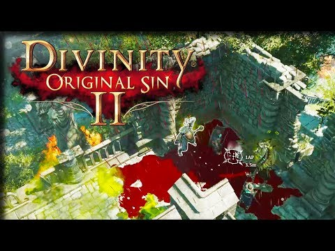 The Seeker & The Ruin! – Divinity Original Sin 2 Co-op Gameplay – Let's Play Part 16