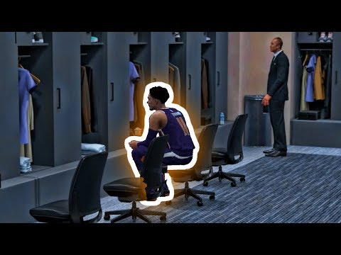 NBA 2K18 Trae Young My Career - Last Game as a Sun? Ep. 11