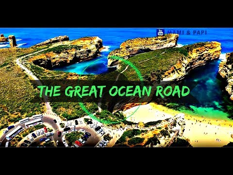 The Great Ocean Road in One Day   Vlog