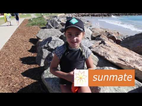 Sunmate - protect you and your mates from the sun!