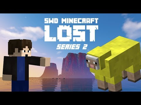 Minecraft LOST part 9   Attack on the Shaep