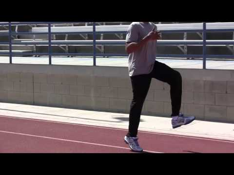 Sprint Drills for Speed, Run Faster, Plyometrics, Jump Higher by David Warren (Dave King) part 1/4