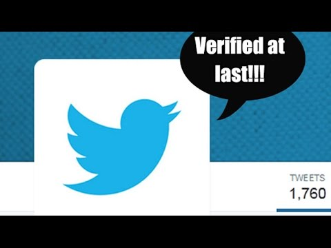 How to Get Verified on Twitter in 2016
