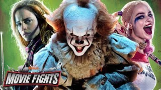 Which Franchise Would Be Most Improved By Adding Pennywise? - MOVIE FIGHTS DEBUT DEATH MATCH!!