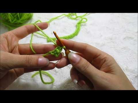 How to Crochet the Foundation Single Crochet