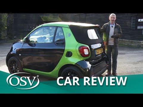 Smart Fortwo Electric Drive 2018 In-Depth Review | OSV Car Reviews