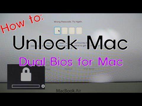 How to unlock iCloud Password using Dual Bios Board. #iCloud Lock #MacBook  #AplusMac