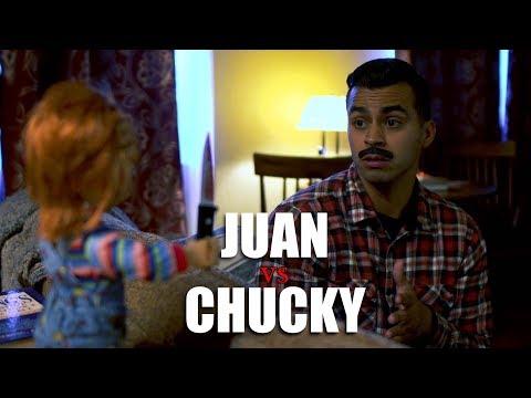 Juan vs Chucky | David Lopez