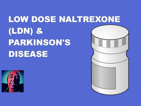 vlog #56   Low Dose Naltrexone and Parkinson's Disease