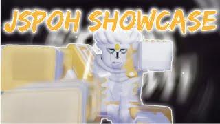 Roblox Project Jojo Made In Heaven Showcase смотри Made In Heaven Showcase Roblox Project Jojo