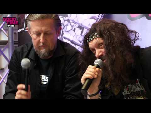 Wywiad dla Good Time Radio - Władysław Komendarek