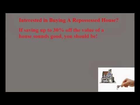 Repossessed Houses For Sale UK