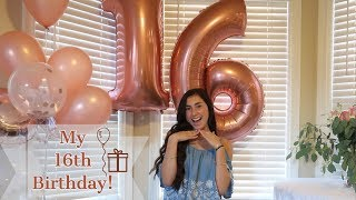 Download My 16th Birthday! Video