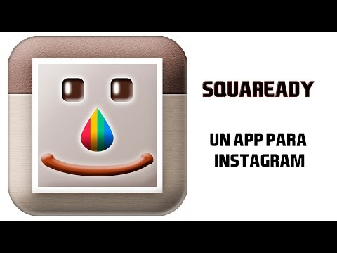 App fotografía - Squaready