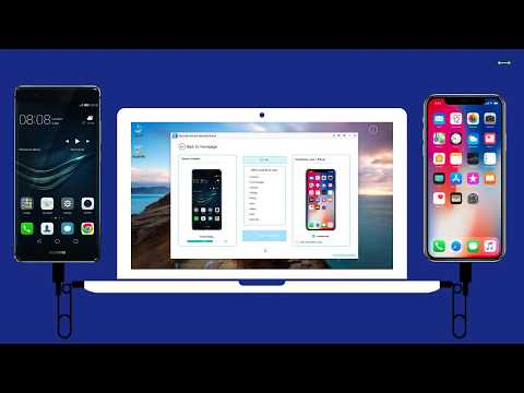 How to Transfer Data from Huawei to New iPhone X ?