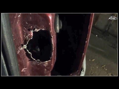 GMC Jimmy Door - Striker Repair