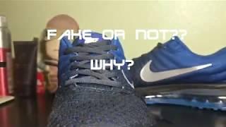 nike air max 2017 blue Videos