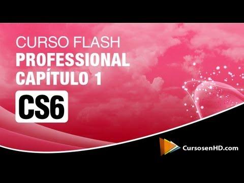 Curso Flash CS6 Capítulo 1 - 00 Introducción a Flash CS6 Resumen