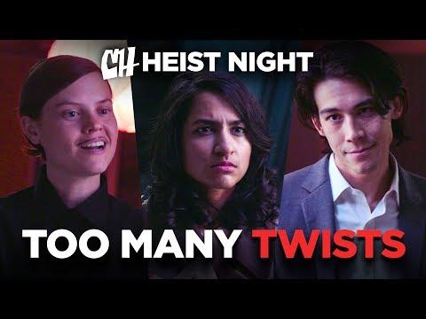 Too Many Twists (Heist Night 5/5)