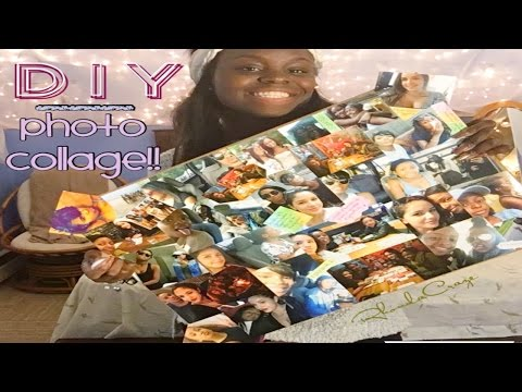 PICTURE | PHOTO COLLAGE DIY !!!