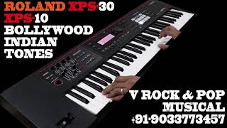 Roland XPS 30 Tutorial Performance creating - The Most