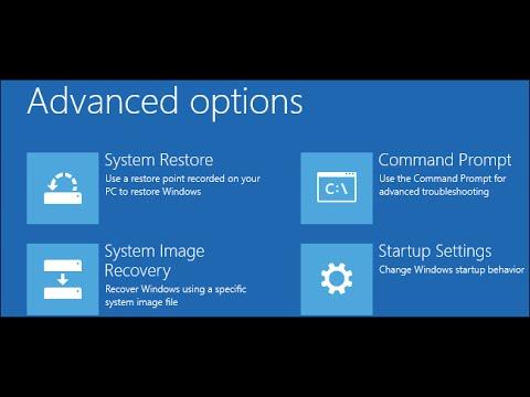 Restore Windows 8,8.1,10 boot loader after deleting Linux and Grub loader