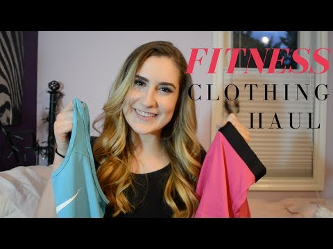 Fitness Clothing Haul