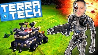 AND IT BEGINS AGAIN! - TerraTech #1