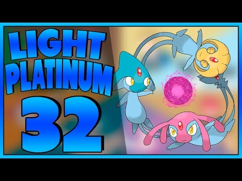 POKÉMON LIGHT PLATINUM #32 - UXIE/AZELF/MESPRIT (GBA)