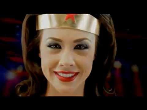 Wonder Woman XXX Interactive Porn Parody - Chanel Preston